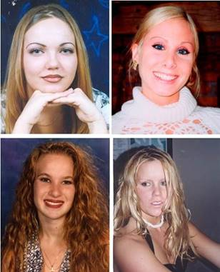IMAGE: dead or missing Nevada women